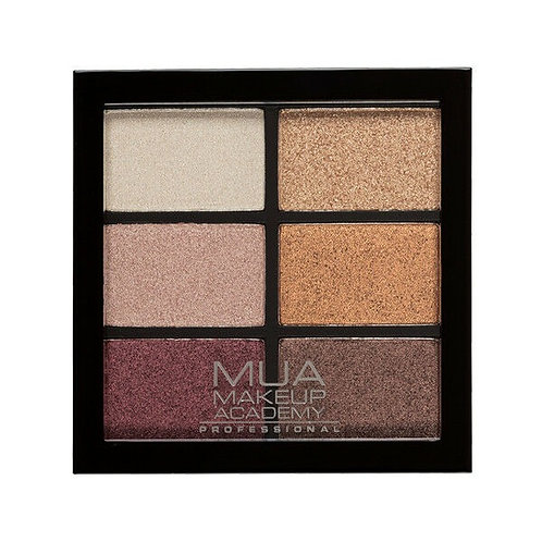 MUA 6 Shade Eyeshadow Palette