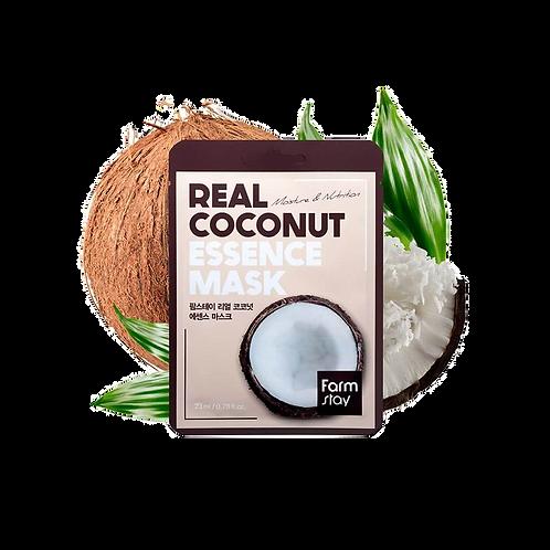 מסכת בד FarmStay Coconut