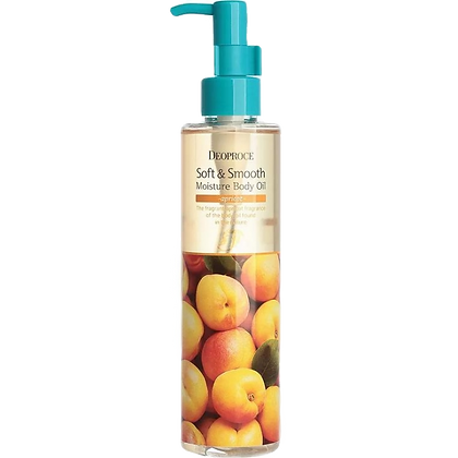 [DEOPROCE] Soft&Smooth Moisture Body Oil