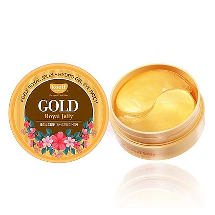 KOELF Eye Patch Gold & Royal Jelly 60יח'