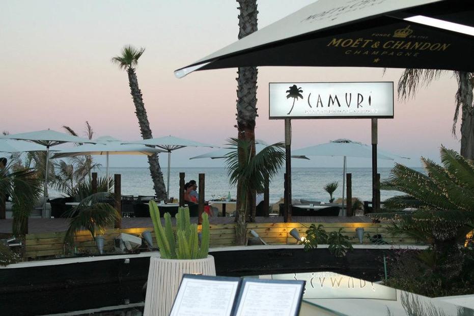 Restaurante CAMURI