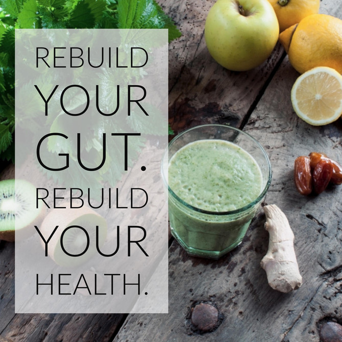 SO WHAT IS LEAKY GUT, ANYWAY??