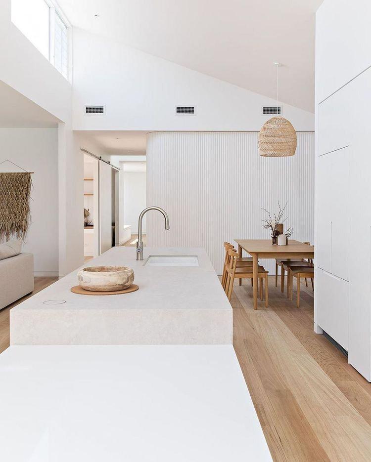 Idée décoration intérieure maison- cuisi