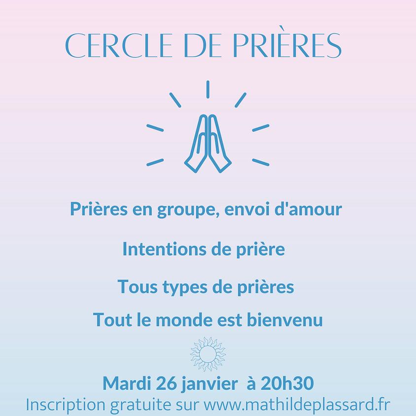 Cercle de prières