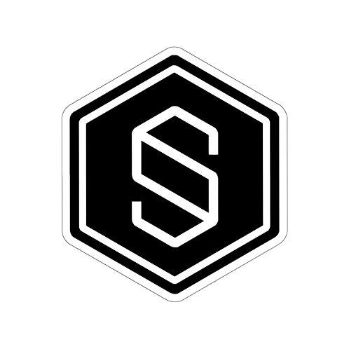 Streetz Logo Kiss-Cut Stickers