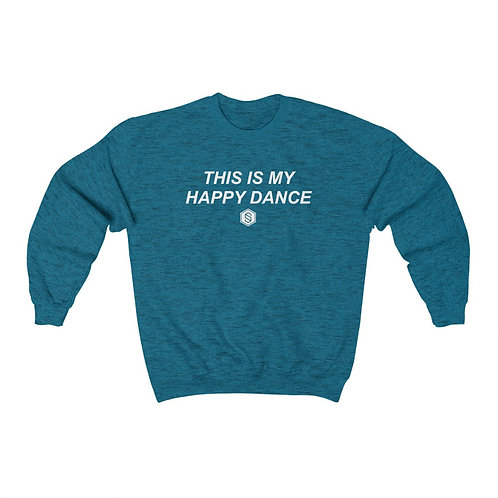 HAPPY DANCE Crewneck Sweatshirt