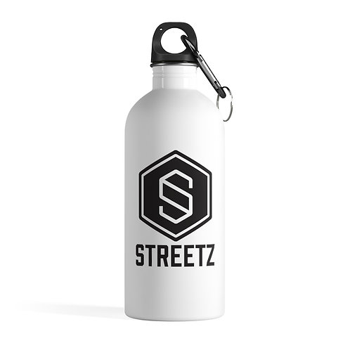 Streetz Stainless Steel Water Bottle
