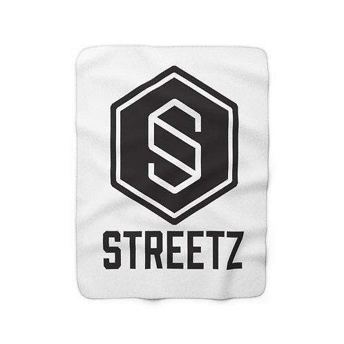 Streetz Sherpa Fleece Blanket