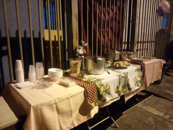 6ª Sarau da Esquina - Arraiá Comunitário- 30 de junho de 2018