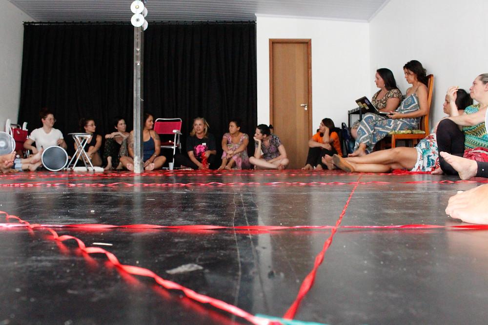 2° encontro da Plataforma feminista na Esquina Criativa. Foto: Marcela Vila Real