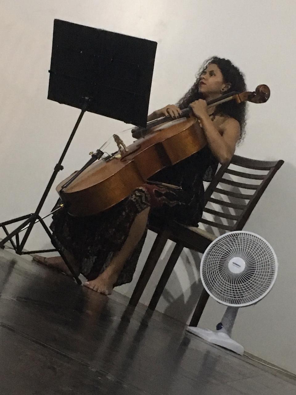 Karoline Souza - 8° Sarau da Esquina