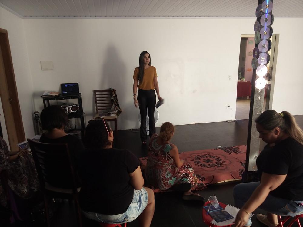 Rahiane Benincasa - palestra perspectiva de futuro