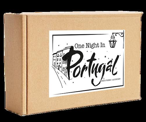 מארז לילה בפורטוגל - בשיתוף אלכוהום