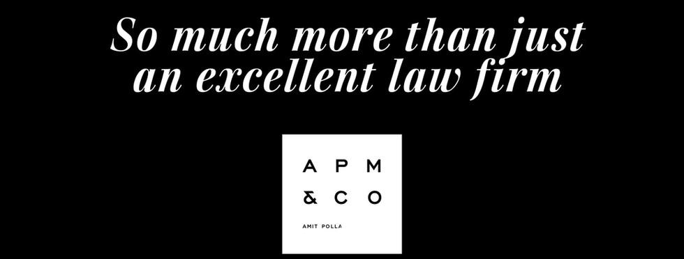 Client: APM & Co