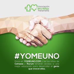 #YoMeUno