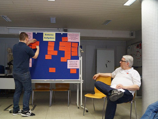 Aufbauseminar in Püttlingen