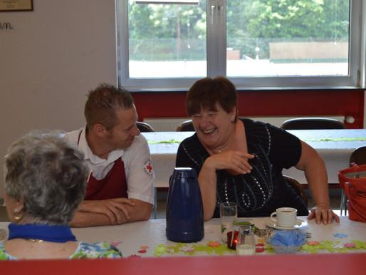 Sommerlicher Seniorentag in Gersweiler