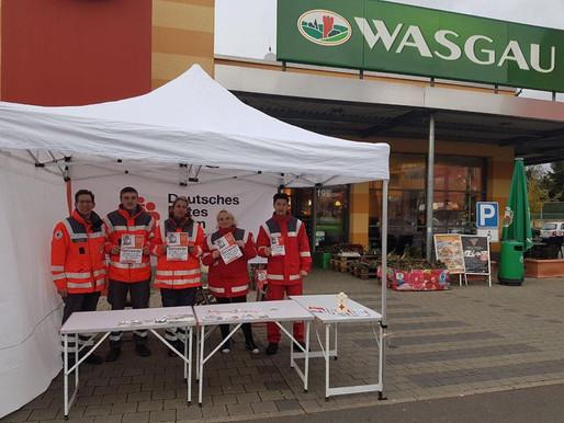 Aktionstag zur Blutspende