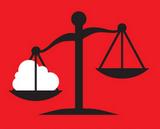 מידע גרפי: משרדי עורכי דין עולים לענן