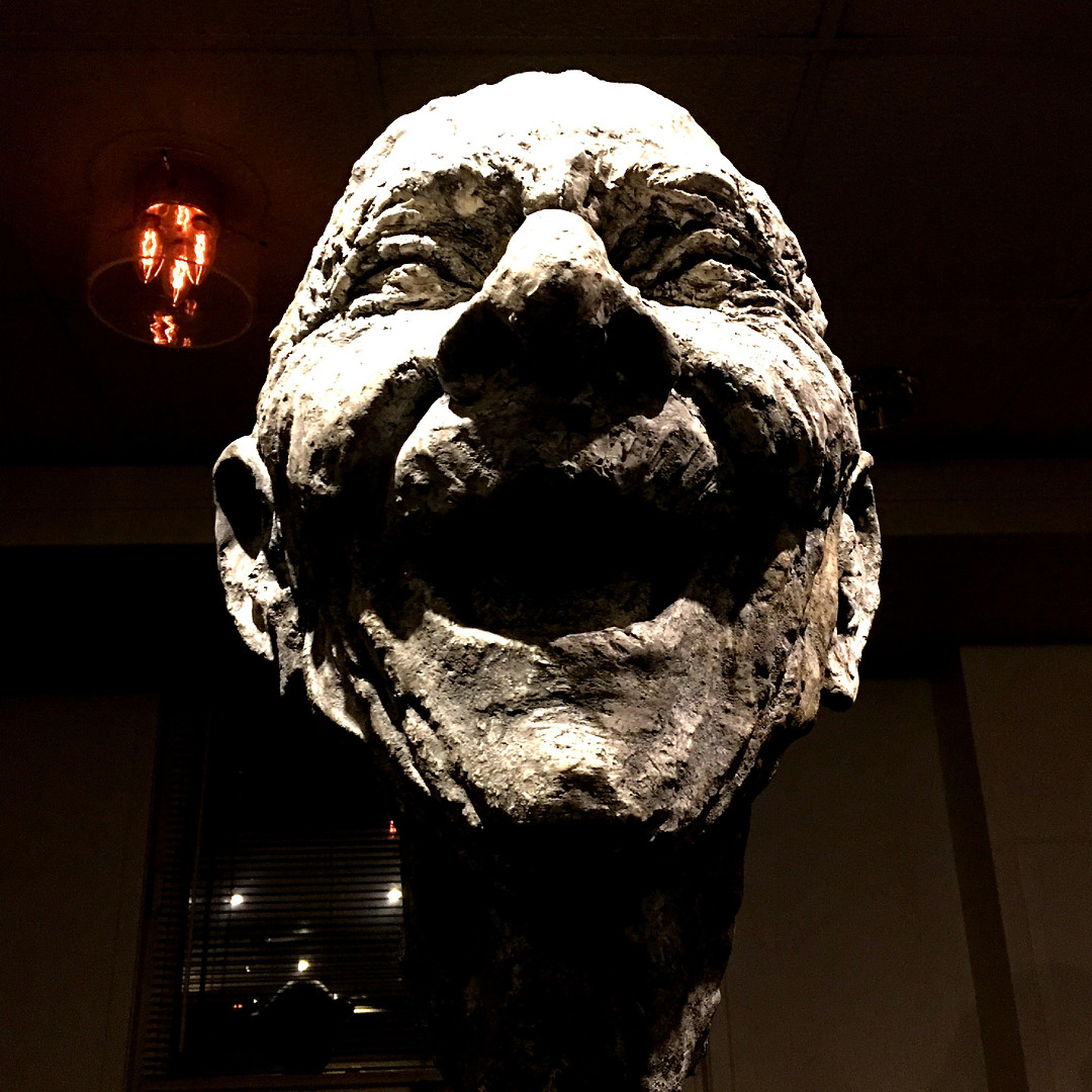 Laughing Heads