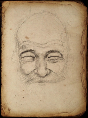 Study for Laughing Heads