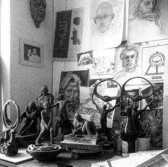 #inthestudio#art #sculpture #drawing