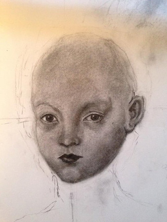Rebekka (13) 'in progress'
