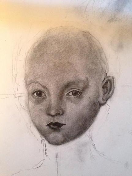 Rebekka (13) 'in progress'