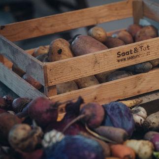 Saat & Tat Kartoffelspezialitäten