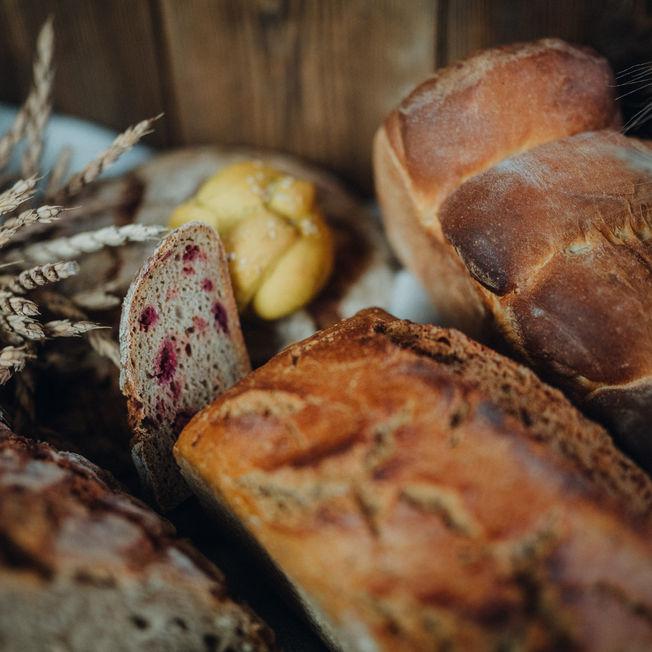 Wie backt man Brot