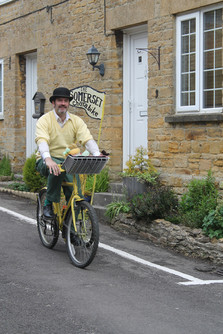 The Somerset Charabike: Pete's Od Day