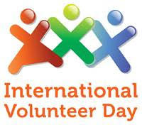 What is International Volunteers Day?