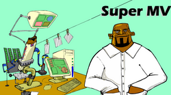 Super Microscópio Virtual
