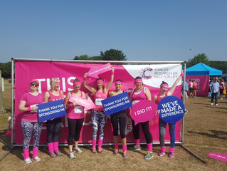 Girls on the Run.....for Charity!