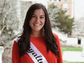 Meet Abby Peoples: 2018 Greek Week Royalty