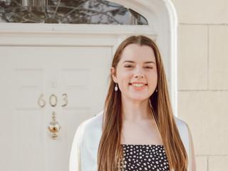Meet Megan Moore: Our April Leading Woman