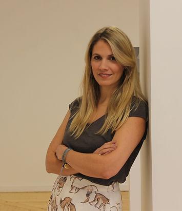 Aliki Tsirliagkou Greek Contemporary Art curator