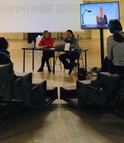 Making it in the ArtWorld - Empowerment Lecture Series
