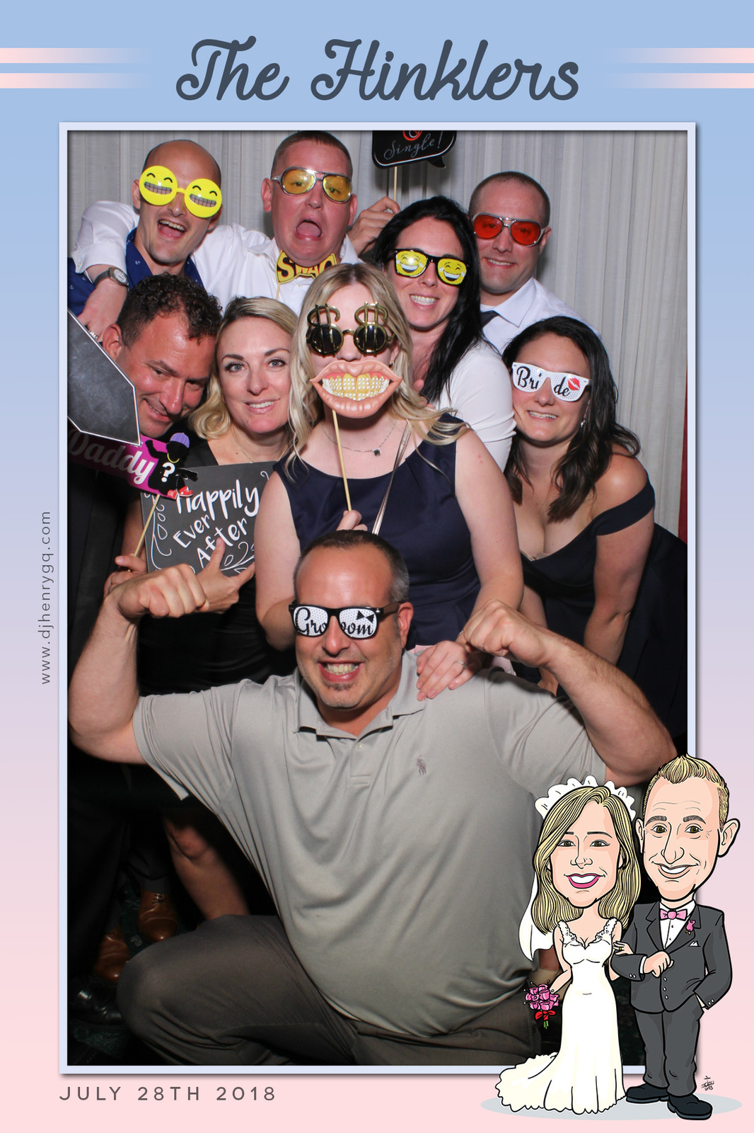 djhenrygq - photo booth in Erie