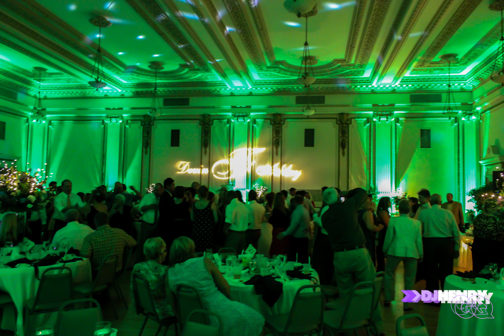 2013_DJ Henry GQ_Uplighting in Erie PA masonic temple 5