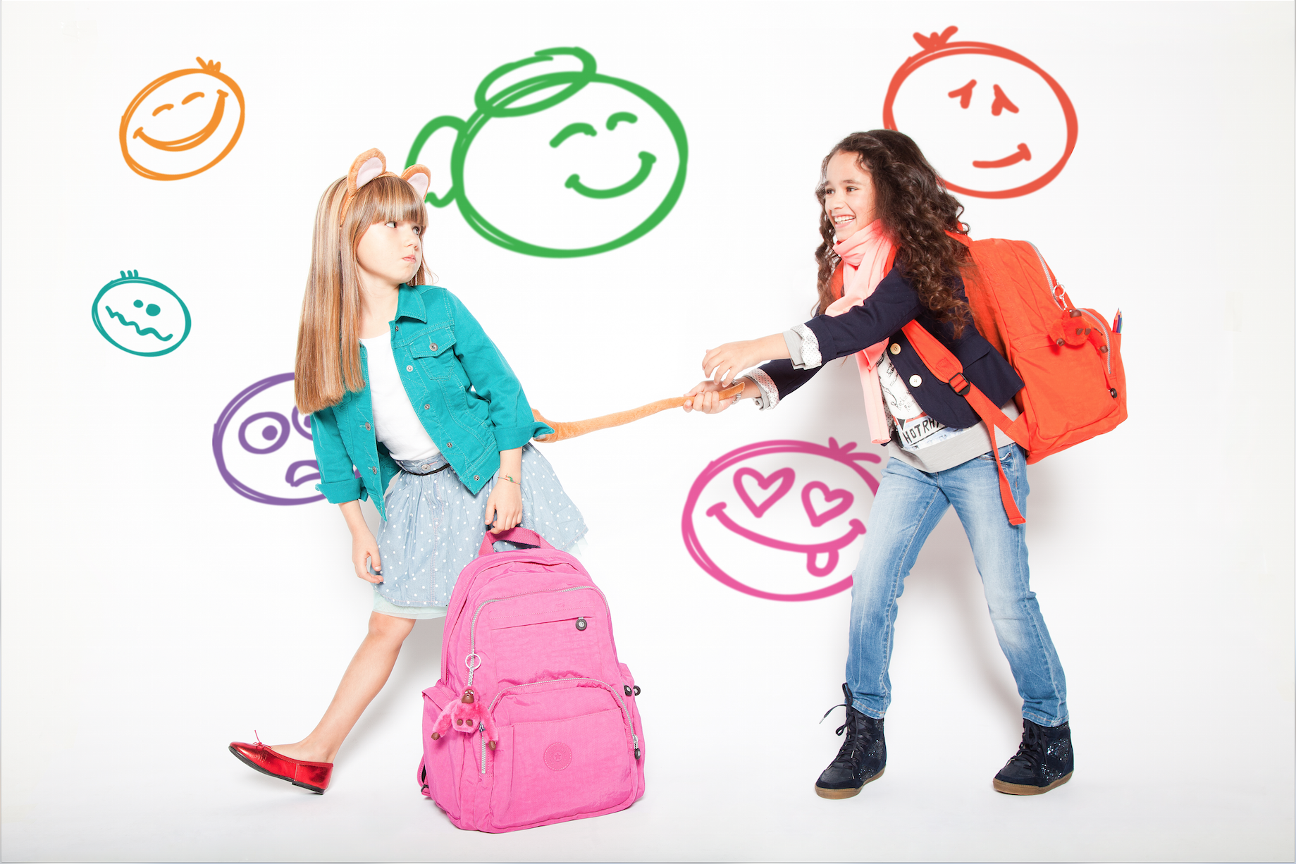 Kipling Back to School Collection