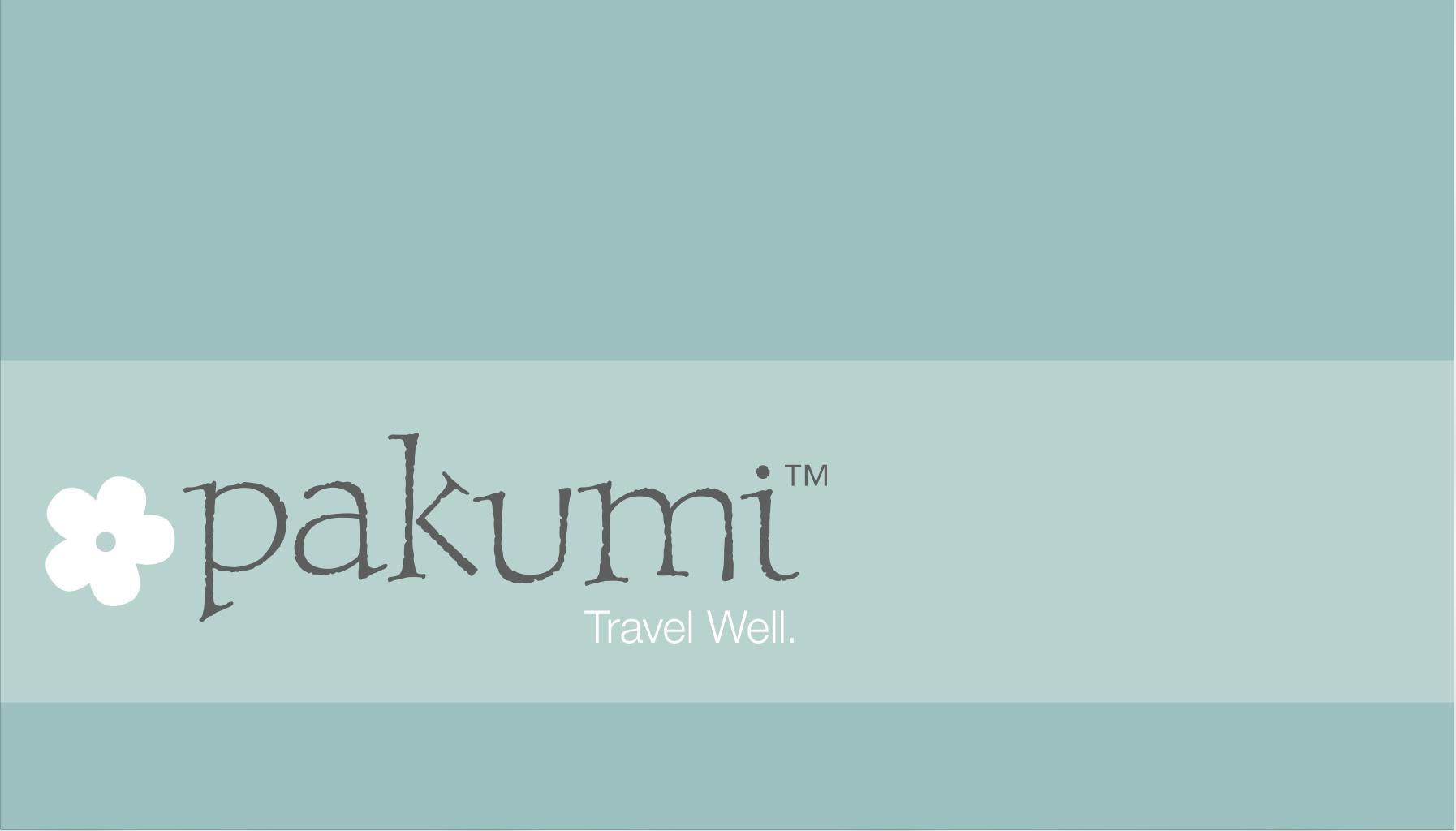 Pakumi Brand Identity