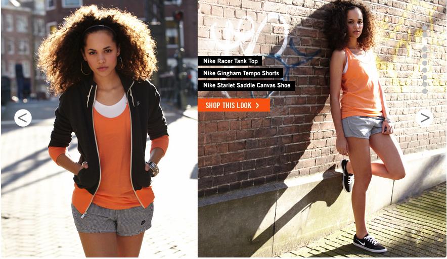 Nike Summer Women's Lookbook