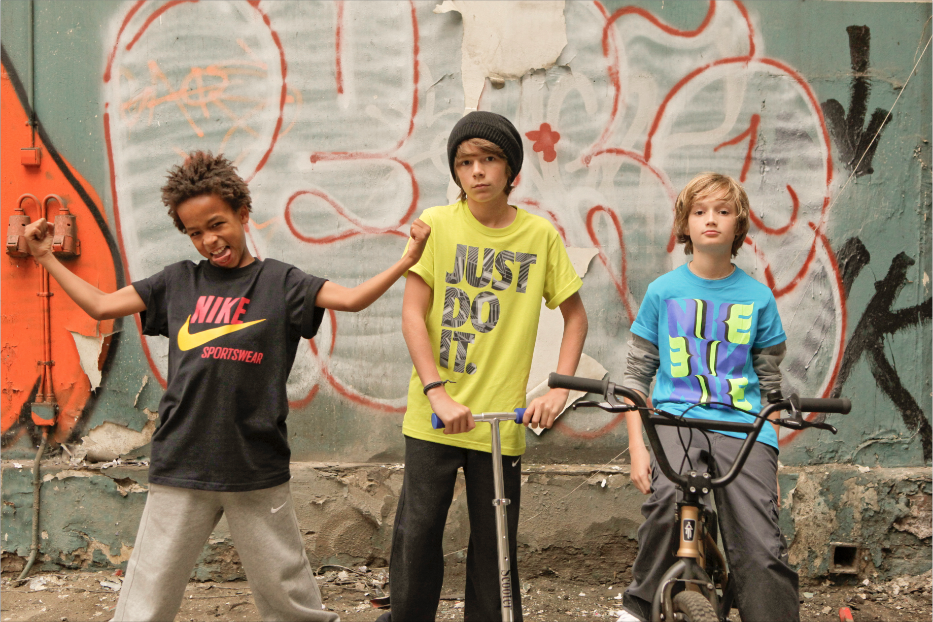 Nike Boys Summer Collection