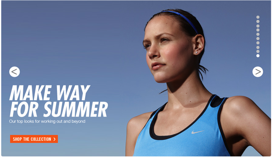 Nike Running Summer Collection
