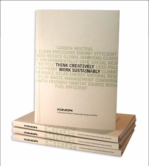 Komori Environmental Catalog