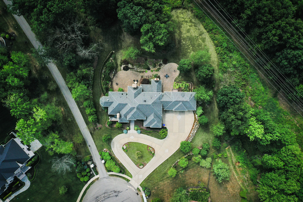 Aerial Residential, Gibsonia PA