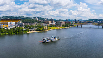 Gateway Clipper Fleet, Pittsburgh PA