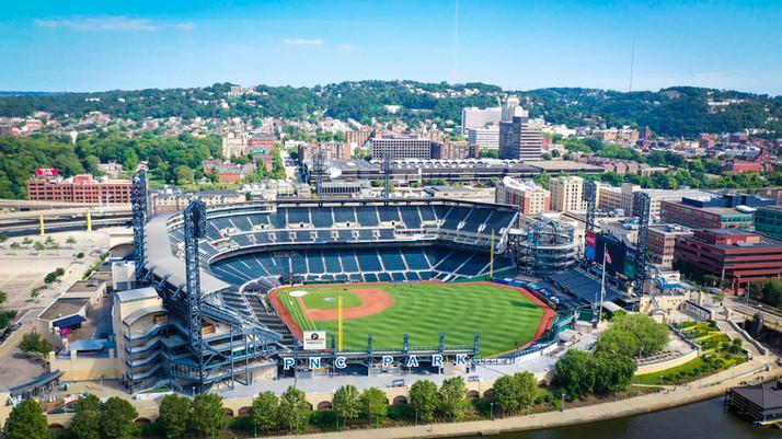 PNC Park, Pittsburgh PA