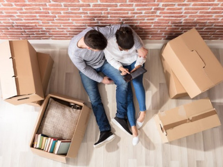 PRIORITY TASKS FOR YOUR MOVE IN